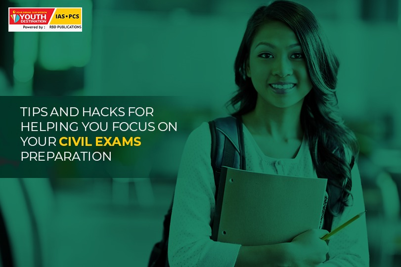 Civil Exams preparation